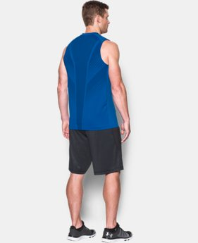 Men's UA SuperVent Tank  1 Color $31.49
