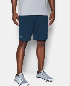 New Arrival Men's UA Raid Jacquard 10'' Shorts  4 Colors $34.99