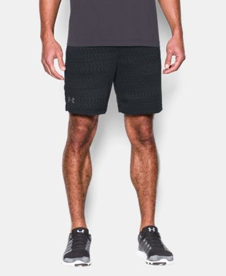 Men's UA Raid Jacquard 8'' Shorts