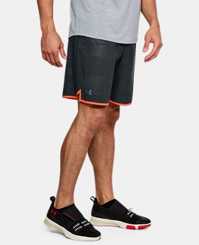 Men's UA Qualifier Printed Shorts LIMITED TIME: FREE U.S. SHIPPING 2 Colors $39.99