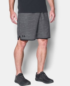 Men's UA Qualifier Printed Shorts  4 Colors $39.99