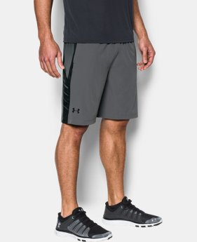 Men's UA SuperVent Shorts  4 Colors $49.99