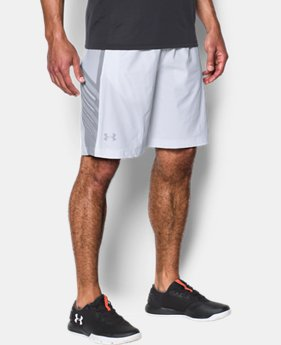 Men's UA SuperVent Shorts  5 Colors $49.99
