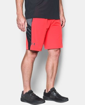 Men's UA SuperVent Shorts  4 Colors $34.99 to $37.49