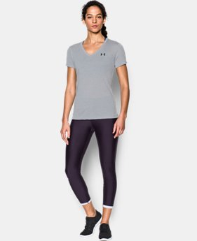 Best Seller Women's UA Threadborne Train Twist V-Neck FREE U.S. SHIPPING 1  Color Available $29.99