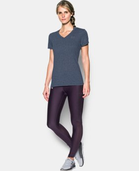 Best Seller Women's UA Threadborne Train Twist V-Neck  1  Color $17.99 to $20.99