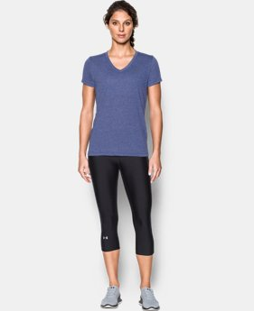 Best Seller Women's UA Threadborne Train Twist V-Neck  1 Color $15.74 to $20.99