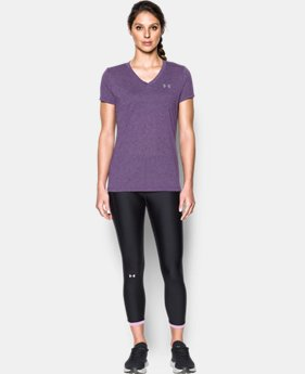Women's UA Threadborne Train Twist V-Neck  1 Color $26.25