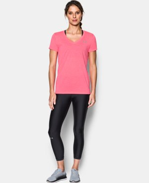 New Arrival Women's UA Threadborne Train Twist V-Neck  2 Colors $29.99