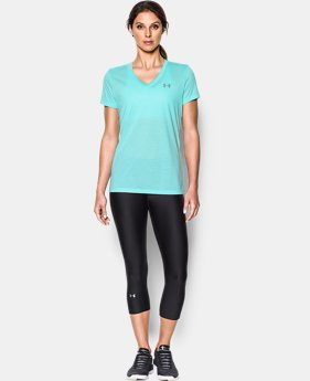 Women's UA Threadborne Train Twist V-Neck  3 Colors $39.99