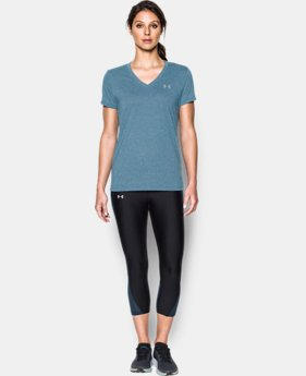 Best Seller Women's UA Threadborne Train Twist V-Neck  10 Colors $29.99