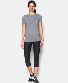 Women's UA Threadborne Train Stripe Crew  1 Color $16.99 to $20.99