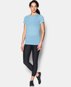 Women's UA Threadborne Train Stripe Crew  1 Color $21.99 to $29.99