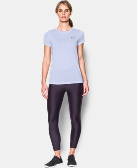 Women's UA Threadborne Train Stripe Crew  1 Color $12.74