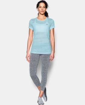 Women's UA Threadborne Train Jacquard Crew  1 Color $17.24 to $22.99