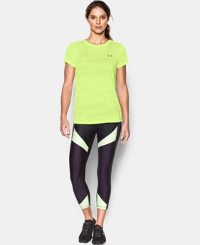Women's UA Threadborne Train Jacquard Crew  1 Color $22.99