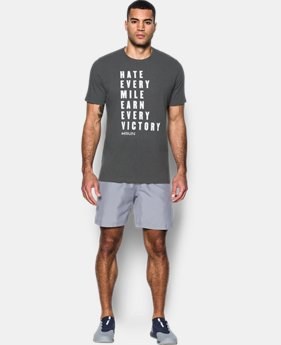 Men's UA Run Earn Victory T-Shirt   $15.99