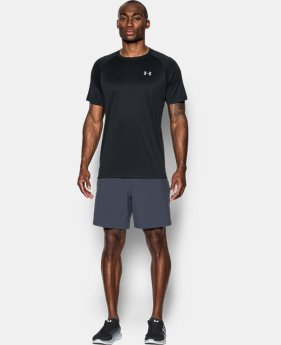 Men's HeatGear® Run Short Sleeve T-Shirt  3 Colors $27.99