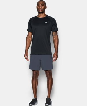 New Arrival Men's HeatGear® Run Short Sleeve T-Shirt    $24.99
