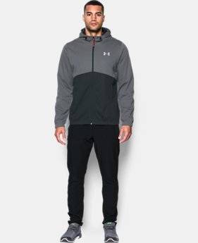 Best Seller Men's UA Storm Lightweight Swacket  4 Colors $99.99
