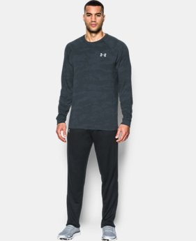 Men's UA Tech™ Terry Crew  1 Color $29.99