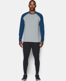 Men's UA Tech™ Terry Crew  1 Color $33.99