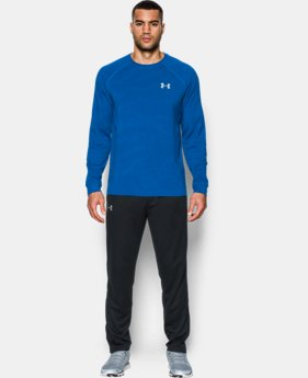 New Arrival Men's UA Tech™ Terry Crew  2 Colors $39.99