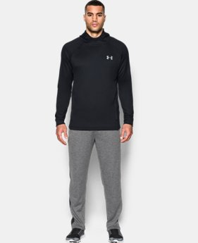 New Arrival Men's UA Tech™ Terry Hoodie  2 Colors $54.99