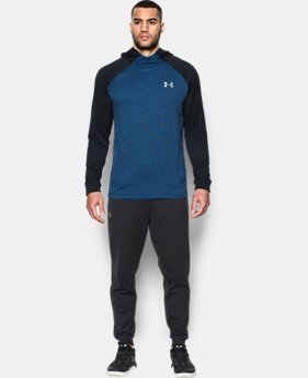 Men's UA Tech™ Terry Hoodie  1 Color $31.49