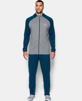 Men's UA Tech™ Terry Full Zip Hoodie  1 Color $33.74