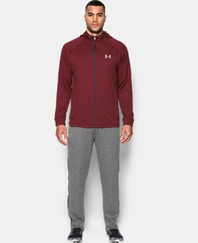 Men's UA Tech™ Terry Full Zip Hoodie  1 Color $32.99 to $33.74