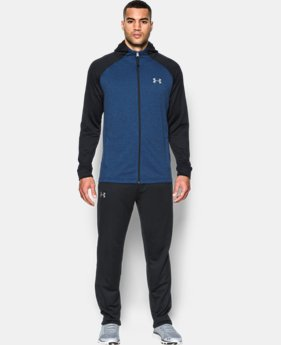 Men's UA Tech™ Terry Full Zip Hoodie  1 Color $69.99