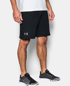 Men's UA Tech™ Terry Shorts  1 Color $18.99