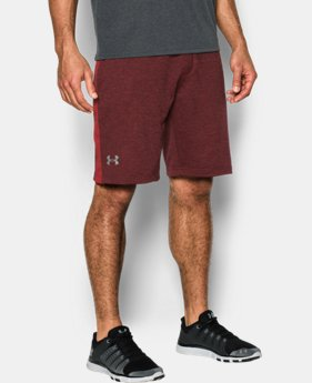 New Arrival Men's UA Tech™ Terry Shorts  5 Colors $39.99