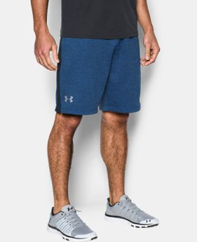 Men's UA Tech™ Terry Shorts  1 Color $22.49