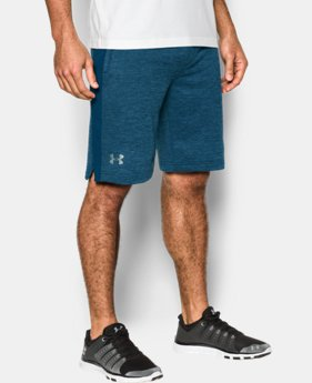Best Seller Men's UA Tech™ Terry Shorts  3 Colors $39.99