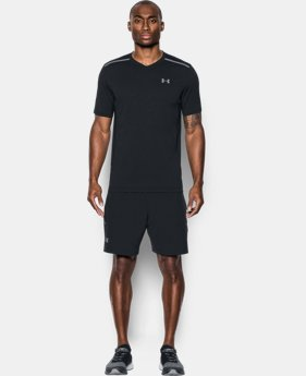 Men's UA Threadborne Center Court V-Neck  1 Color $35.99