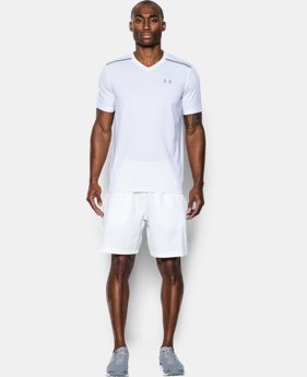 Men's UA Threadborne Center Court V-Neck  2 Colors $59.99