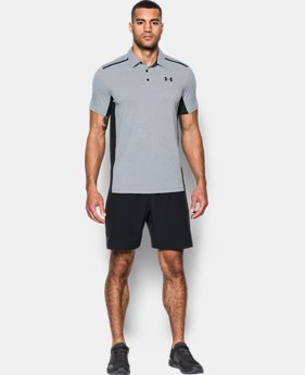 New Arrival Men's UA Threadborne Center Court Polo  1 Color $69.99