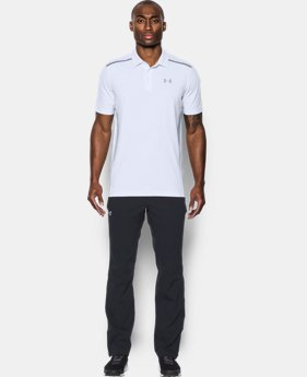 New Arrival Men's UA Threadborne Center Court Polo  2 Colors $69.99