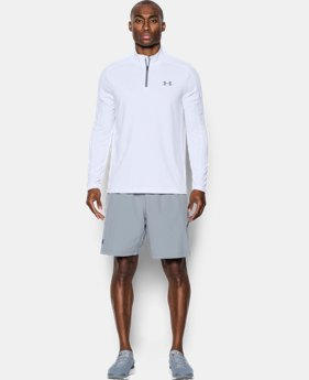 Men's UA Threadborne Center Court ¼ Zip   1 Color $69.99