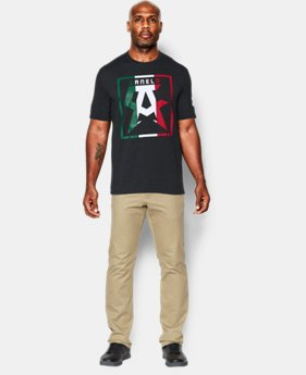 Men's UA Canelo Stamp T-Shirt  1 Color $29.99