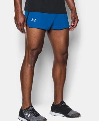 Men's UA Launch Split Shorts