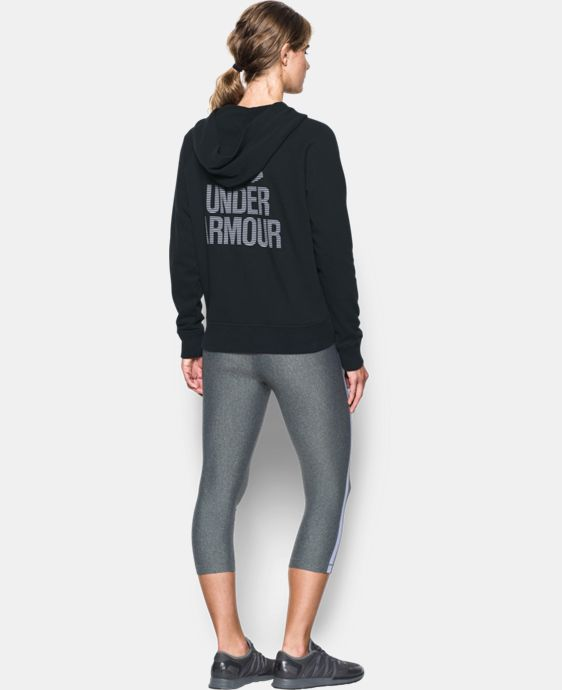 Women's UA Favorite Fleece 1/2 Zip LIMITED TIME OFFER + FREE U.S. SHIPPING 1 Color $41.24