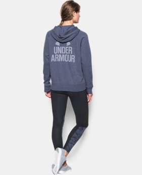 Women's UA Favorite Fleece 1/2 Zip  2 Colors $69.99