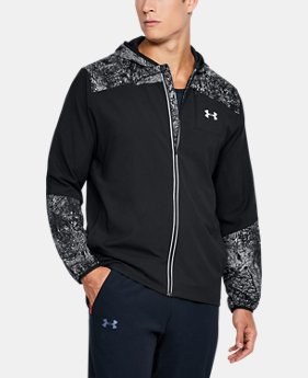 Men's UA Storm Run Printed Jacket  3 Colors $79.99