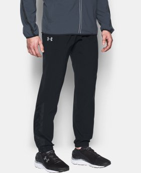 New Arrival Men's UA Storm Run Printed Pants   1 Color $74.99