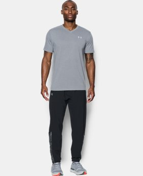 Men's UA Storm Run Printed Pants  1 Color $74.99