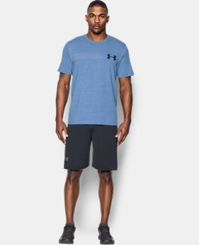 Men's UA Chest Logo T-Shirt   1 Color $22.99 to $29.99