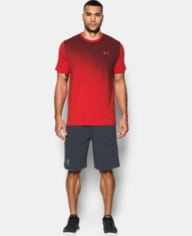 New Arrival Men's UA Gradient T-Shirt  1 Color $29.99